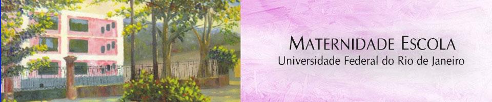Portal  Maternidade Escola UFRJ